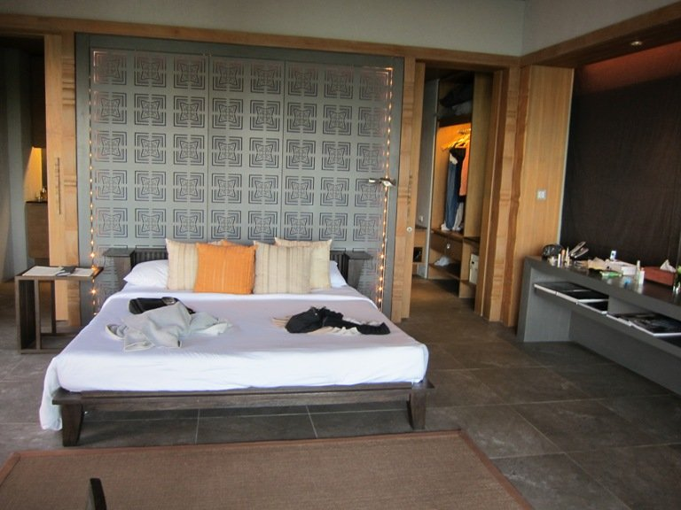 也是king bed。