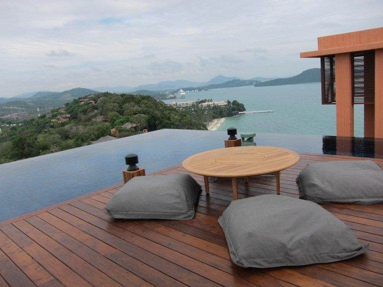 天台餐廳BaBa Nest,超級無敵海角景致,吸風飲露也值得留在這裏欣賞靚景。