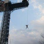 【遊記】韓國首爾—栗洞公園Bungee Jump