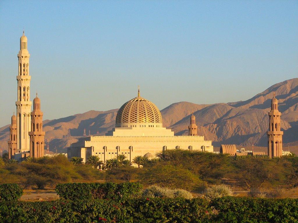 阿曼馬斯開特蘇丹卡布斯大清真寺 the Sultan Qaboos Grand Mosque, Muscat, Oman