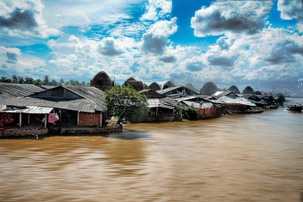 越南湄公河 Mekong River, Vietnam
