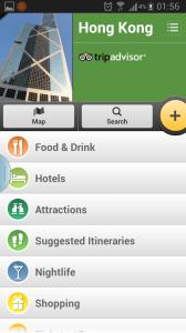 8.Tripadvisor:知名旅遊資訊網,有Offline版本,食住行購物等一應俱全。