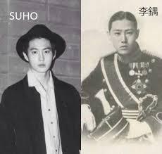 EXO的Suho,真的有幾分似。