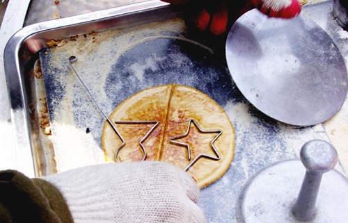 Boki有很多形狀,最常見的是星星及心心。