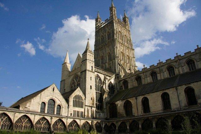 Gloucester Cathedral大教堂為Harry Porter取景地。