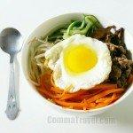 【生活‧美食】自製韓式拌飯(비빔밥/Bibimbap)