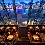 【遊記‧香港】19間高空維港夜景餐廳‧西餐篇