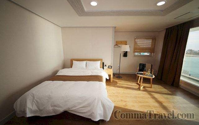 Hotel Aroha較接近「日出峰」,建議無駕照人士若要去看日出,可訂這家。(圖片來源:Expedia.com)