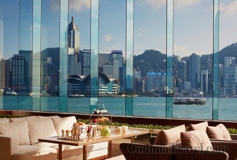 (圖片來源:香港洲際酒店)